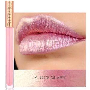 Metallic Luxe Lipstick Rose Quartz